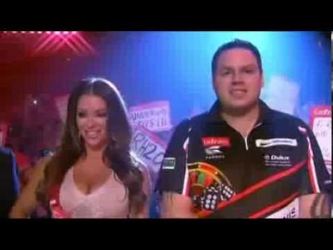 Walk On - Adrian Lewis | WC2014 Quarter Final