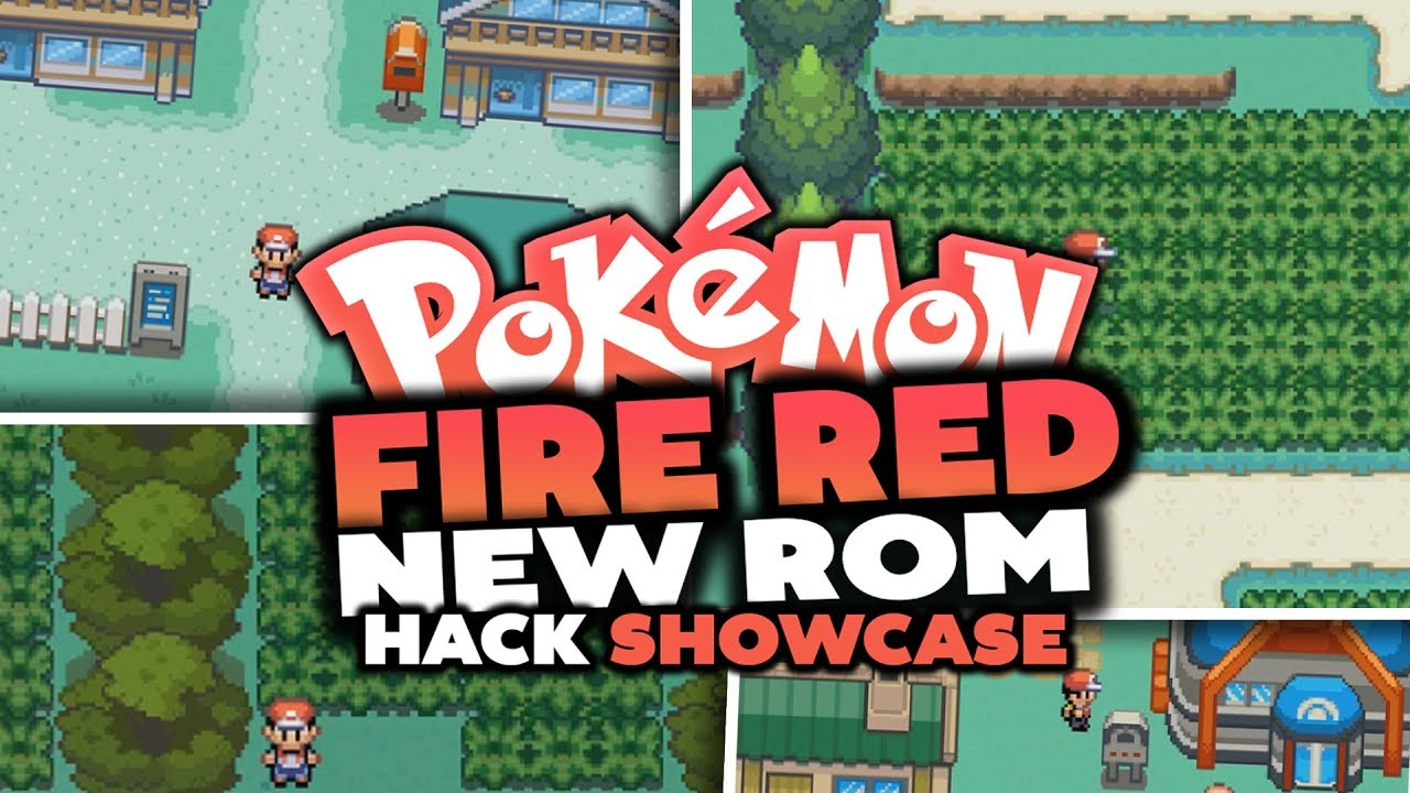 pokemon rom download hacked