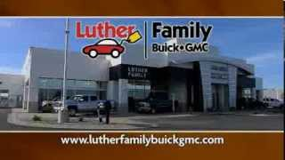 Luther Family Buick GMC - Labor Day Savings Event!