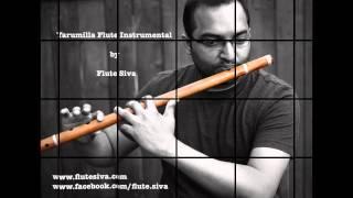 yaarumilla kaaviya thalaivan   instrumental by flute siva