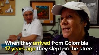 Costa Rica: Refugee bakery is a sweet success