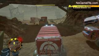 Red Faction: Guerrilla Walkthrough 04 Rallying Point