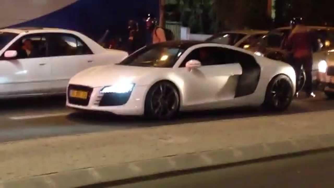 מצטיין Audi R8 v8 in Israel - YouTube XM-16