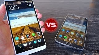 HTC One max vs Galaxy Mega