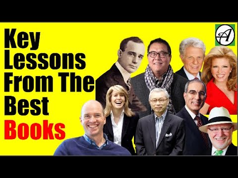 7 Key Lessons From The 7 Best Business And Career Books Of All Time