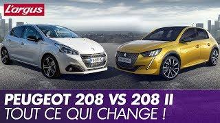 Peugeot 208 « 1 » Vs 208 « 2 » : Qu'est Ce Qui Change ?