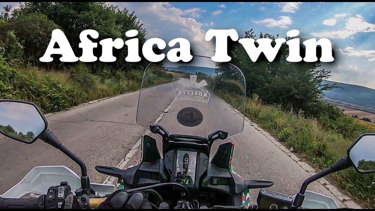 Honda Africa Twin Adventure - Detailed Review (On & Off Road)