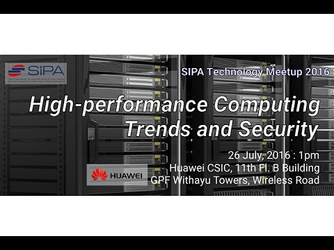 SIPA Tech Meetup 2016 #2 Cloud Security Issues and Adoption Guideline ตอน2/2