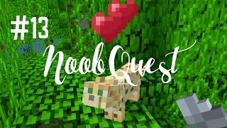 HOW TO TAME AN OCELOT - NOOB QUEST (EP.13)