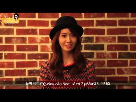[YAVN] 131011 Yoona interview @ SKT LTE S.2