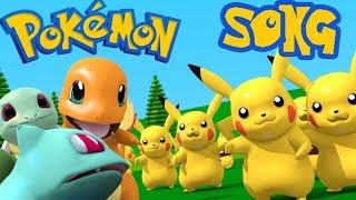 Baru!!! Lagu Pokemon Remix Lucu Banget