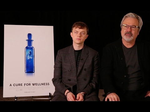 A CURE FOR WELLNESS   Dane DeHaan & Gore Verbinski HD  2017