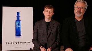 A CURE FOR WELLNESS | Interview Dane DeHaan & Gore Verbinski HD | 2017