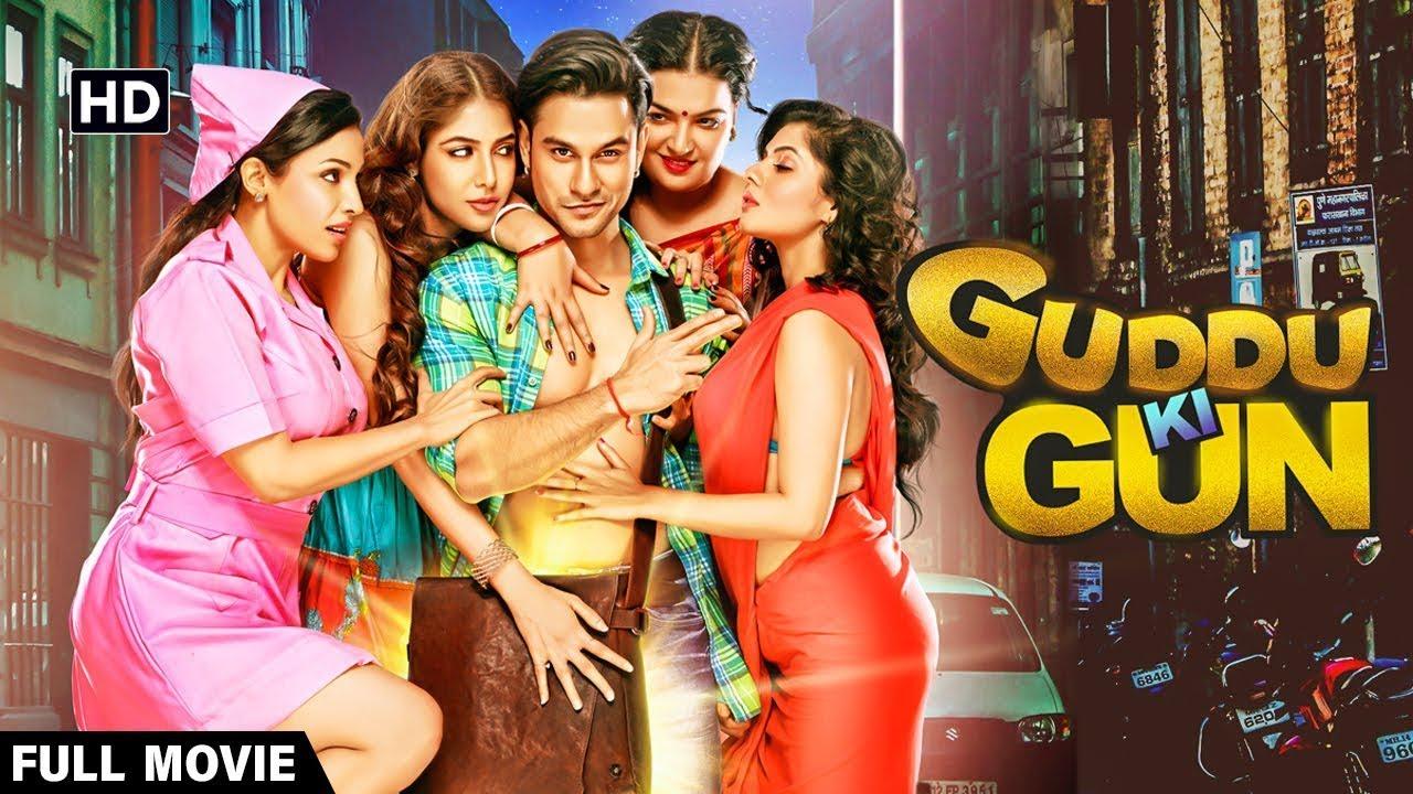 Download Guddu Ki Gun (2015) | Kunal Khemu | Sumeet Vyas | Aparna Sharma | Flora Saini | Hindi Comedy Movie