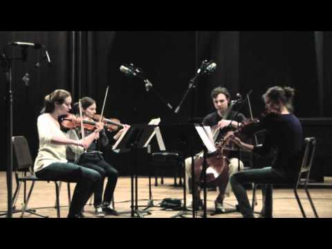 Road Trip for string quartet by Roger Zare