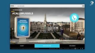 Video CALL BRUSSELS download MP3, 3GP, MP4, WEBM, AVI, FLV Oktober 2018