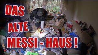 LOSTPLACE : Messi-Haus ! - Wie kann man so leben ? | ItsMarvin
