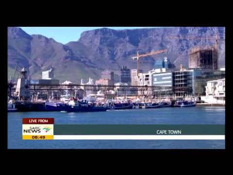 V&A Waterfront experience is primarily a maritime one