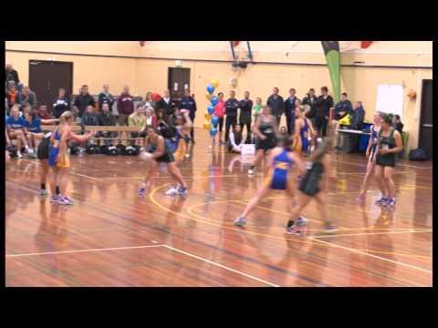 Christchurch Netball Centre Premier 1 Final 2014