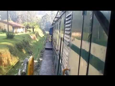Train Driver View : Amazing Views Nilgiri Mountain Railway - Tunnels, Valleys, Locomotive, Train