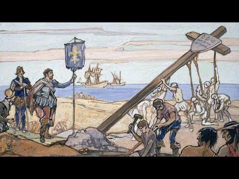 Épopée-québécoise-en-amérique-#1---vaincre-la-mer-(1534-1608)
