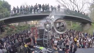 Manifestive Toulouse 2017 K.D.S @ Char Knobz No System Tha Groovy Basterds La Fourmilière