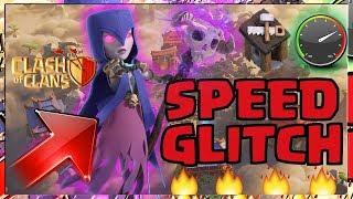 WITCH Hut GLITCH FOUND in Clash Of Clans BUILDER HUT | BUILDER LEFT CoC SPEED Wizard TROOP GLITCH