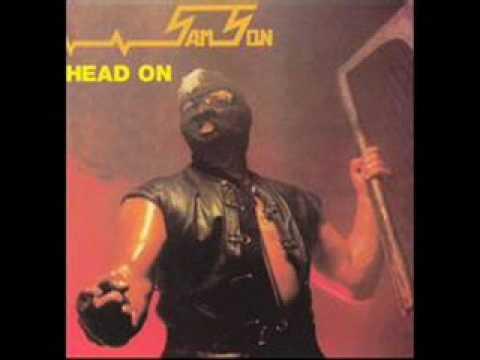 Samson - Hammerhead (Bruce Dickinson's band before Iron Maiden!!!)