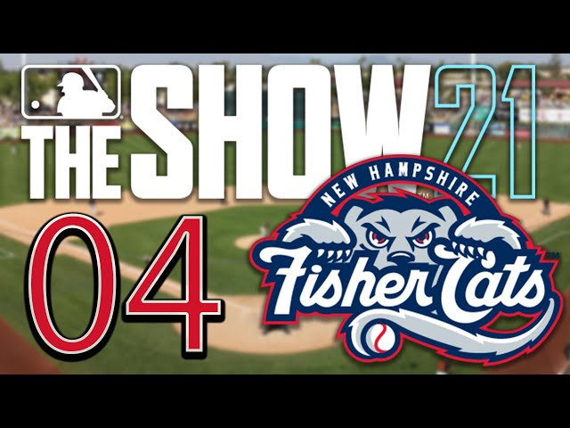 MLB THE SHOW 21 | Road to the Show | Let's Play - #04