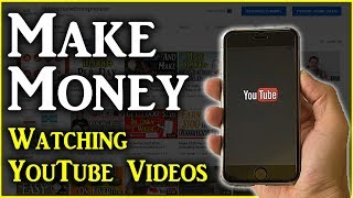 Make Money Fast Watching YouTube Videos | YouTube Business Idea