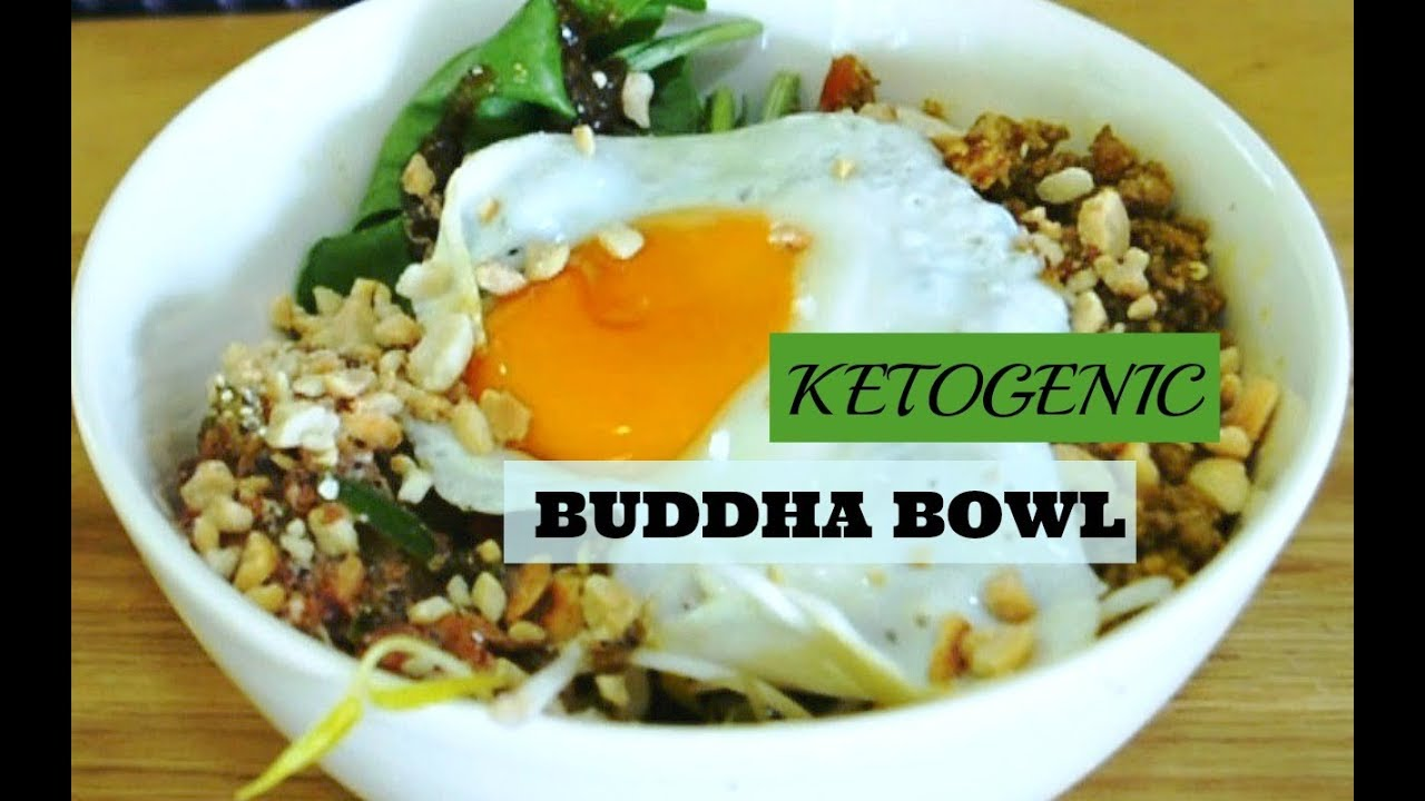 Keto Buddha Bowl| Ketogenic | Low Carb - YouTube