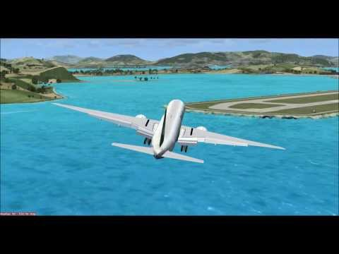Eva Air Crash Landing at Macao SAR