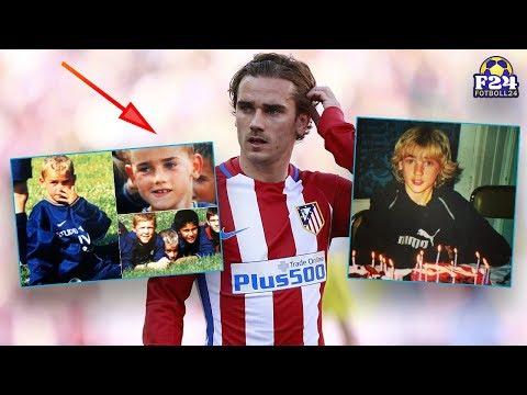 Antoine Griezmann: Stjärnan som blev nekad av alla klubbar som barn | Fotboll24