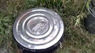 Мобильные мини - коптилки.(В этом видео показаны две небольшие мини коптилки непромышленного производства. Такую может сделать любой..., 2013-07-16T13:36:30.000Z)