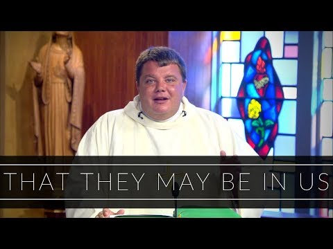 That They May Be In Us | Homily: Father Jason Giombetti