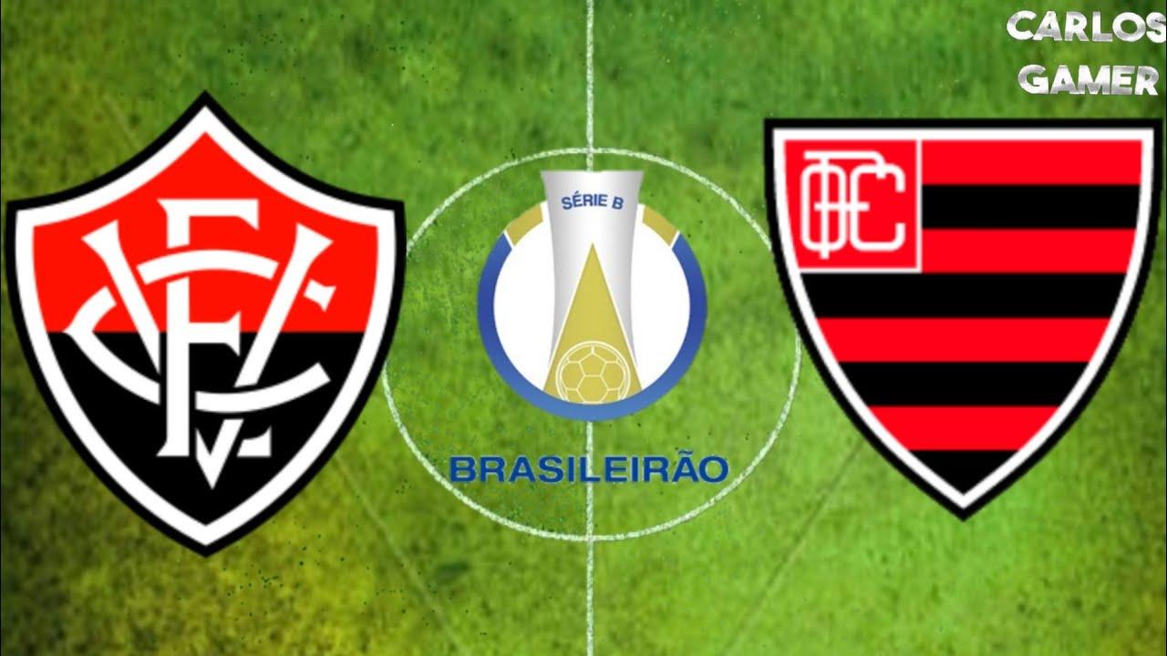 Vitória x Oeste 08/10/2019 27° Rodada do Campeonato Brasileiro Série B  2019[FTS 2019] - YouTube