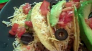 Whats For Dinner?  Turkey Tacos/burritos