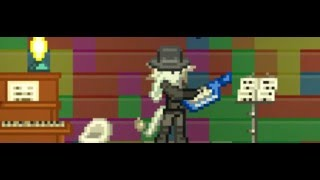 Megalovania (Undertale) - Starbound cover
