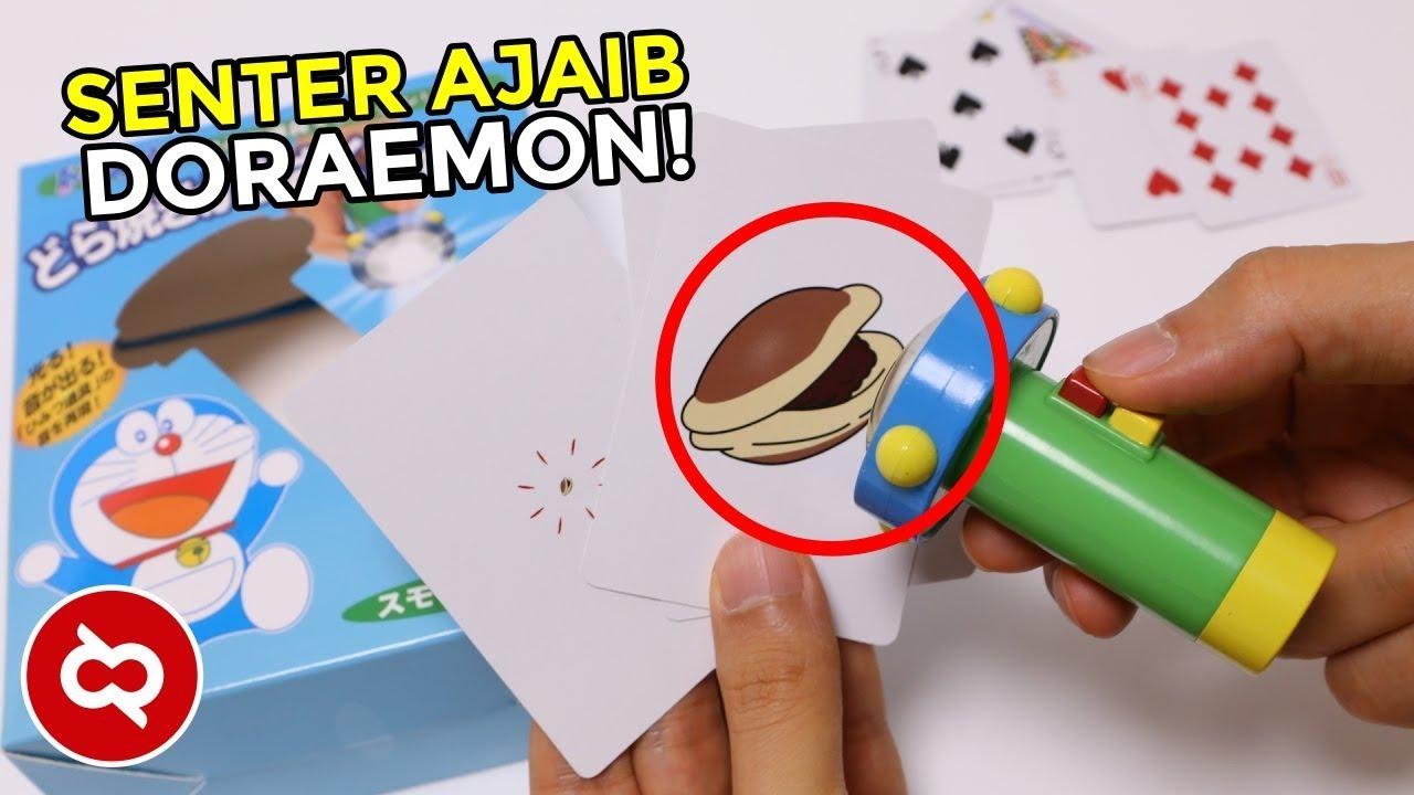 Bukan Khayalan Lagi Senter Pembesar Doraemon Sudah Ada Di Dunia Nyata
