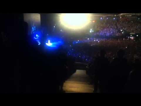 Rihanna What Now Birmingham 2013