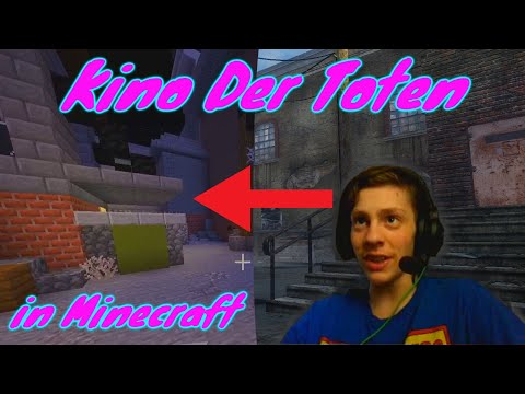 Kino Der Toten In Minecraft
