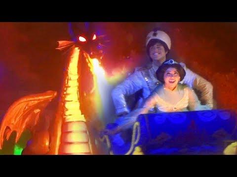 FULL Fantasmic! OPENING NIGHT Updated Show on Disneyland's birthday