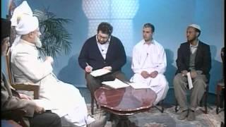 Liqa Ma'al Arab 1st April 1997 Question/Answer English/Arabic Islam Ahmadiyya