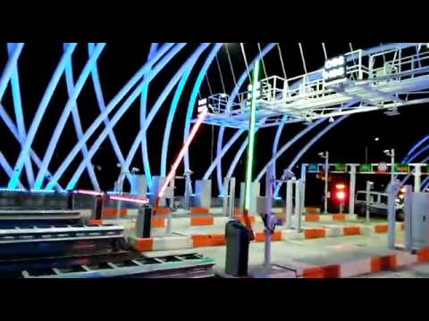 Magnetic barrier @Eurasia Tunnel   Istanbul