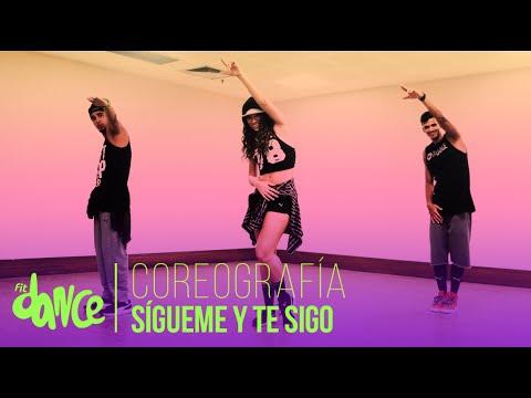 Sígueme y Te Sigo - Daddy Yankee - Coreografía - FitDance Life