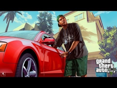 The Game feat. Rick Ross & 2 Chainz - Ali Bomaye (GTA 5 Soundtrack)