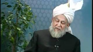 Liqa Ma'al Arab 19th February 1997 Question/Answer English/Arabic Islam Ahmadiyya