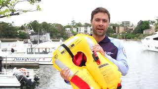 How to self-service your inflatable lifejacket