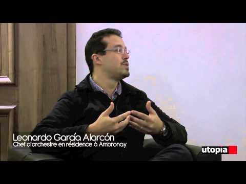 Interview de Leonardo García Alarcón à propos du programme Amore Siciliano