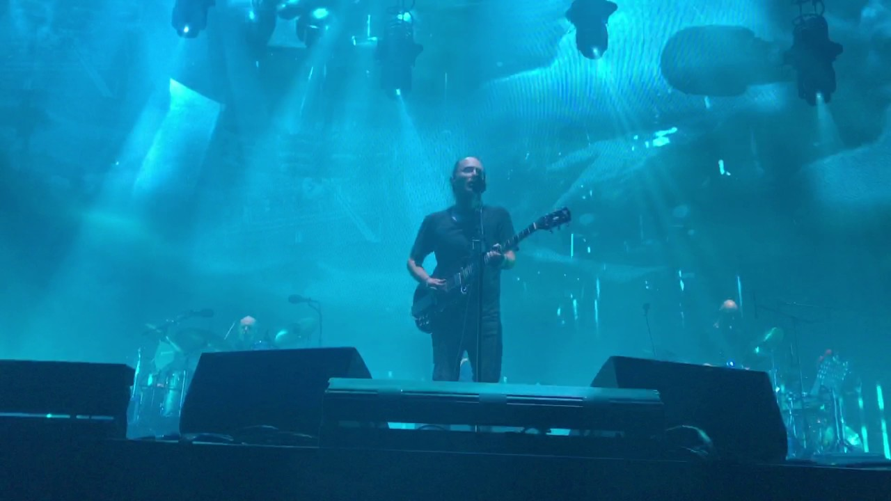 Radiohead - Fake Plastic Trees (Kansas City, MO April 5th